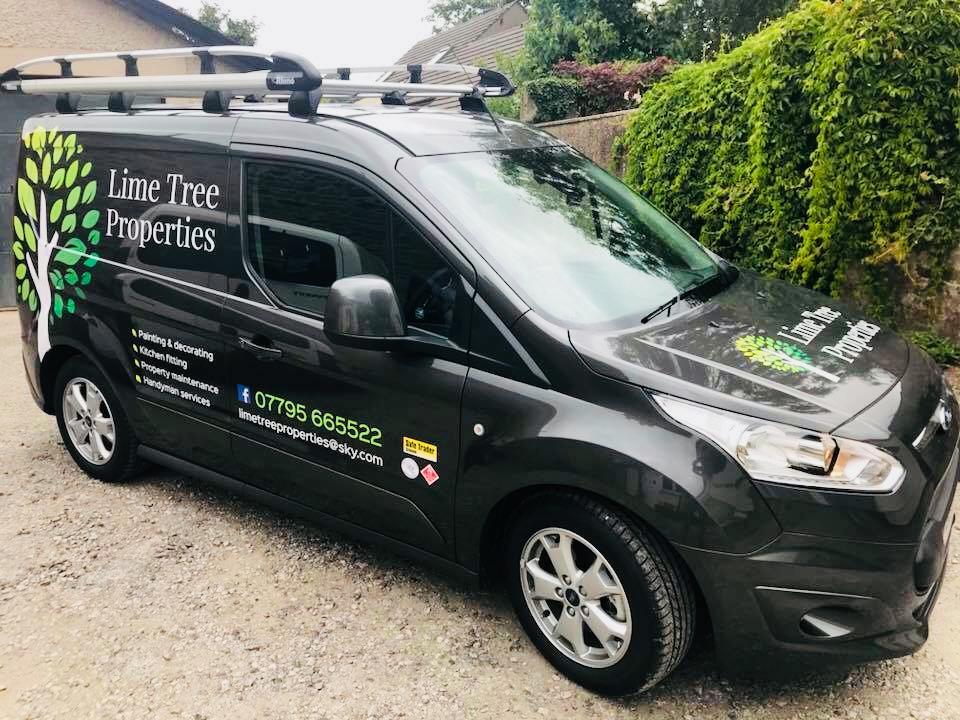 Lime Tree Properties Van