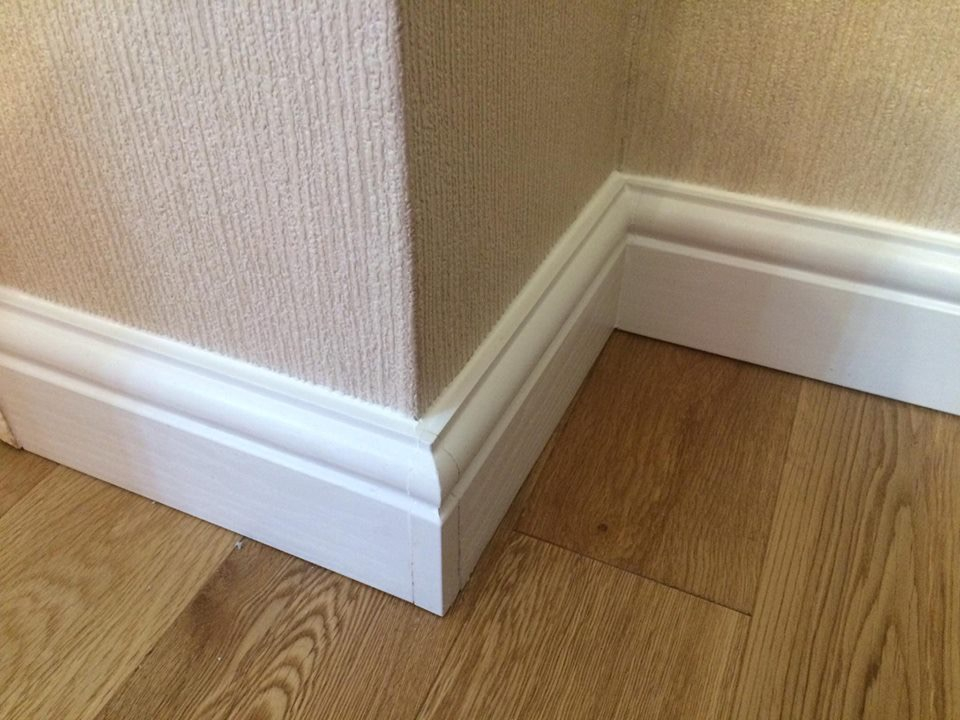 PVC Skirting Boards