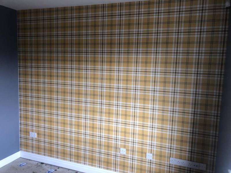 Wallpapering & Decorating