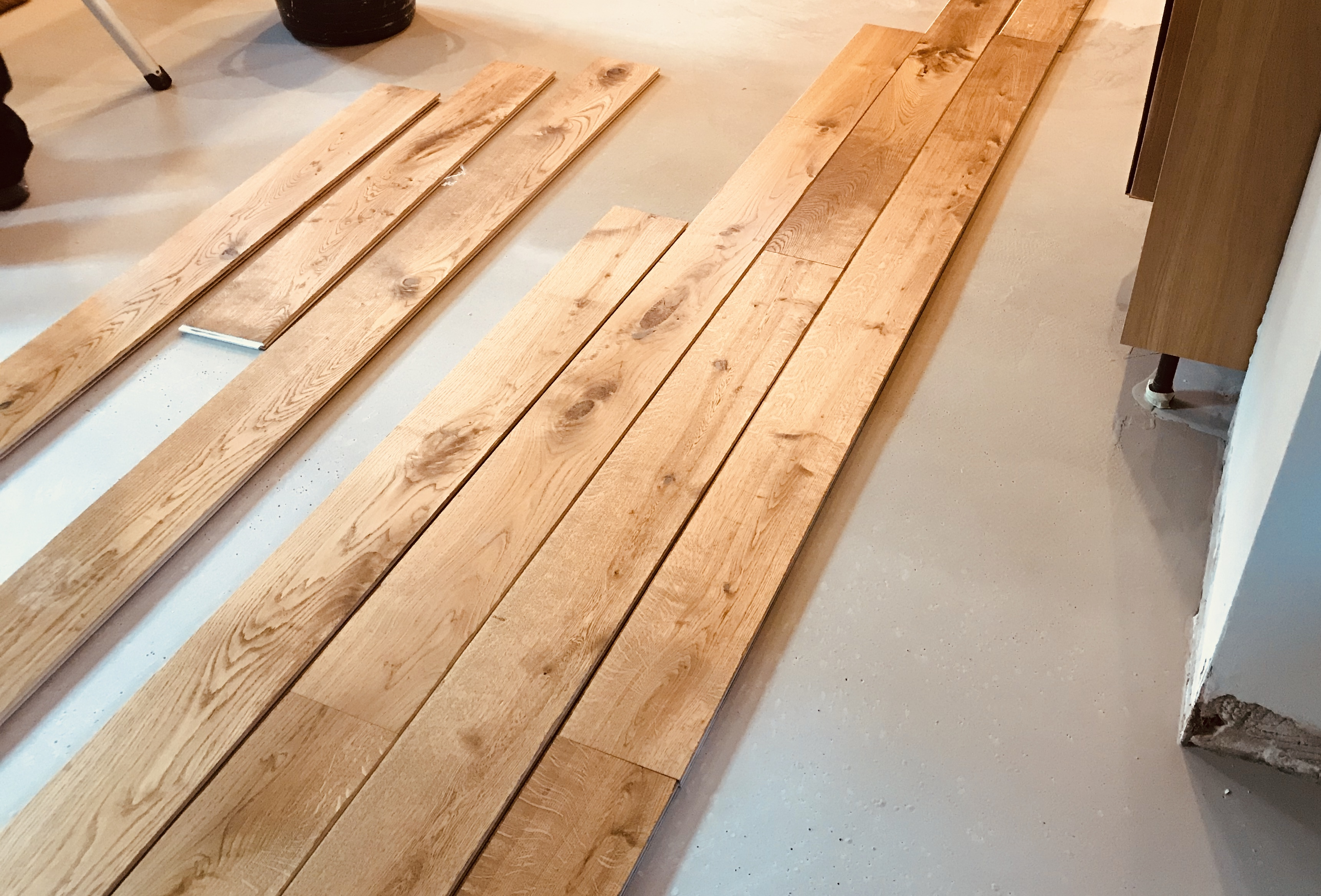 Real Wood Flooring 2019