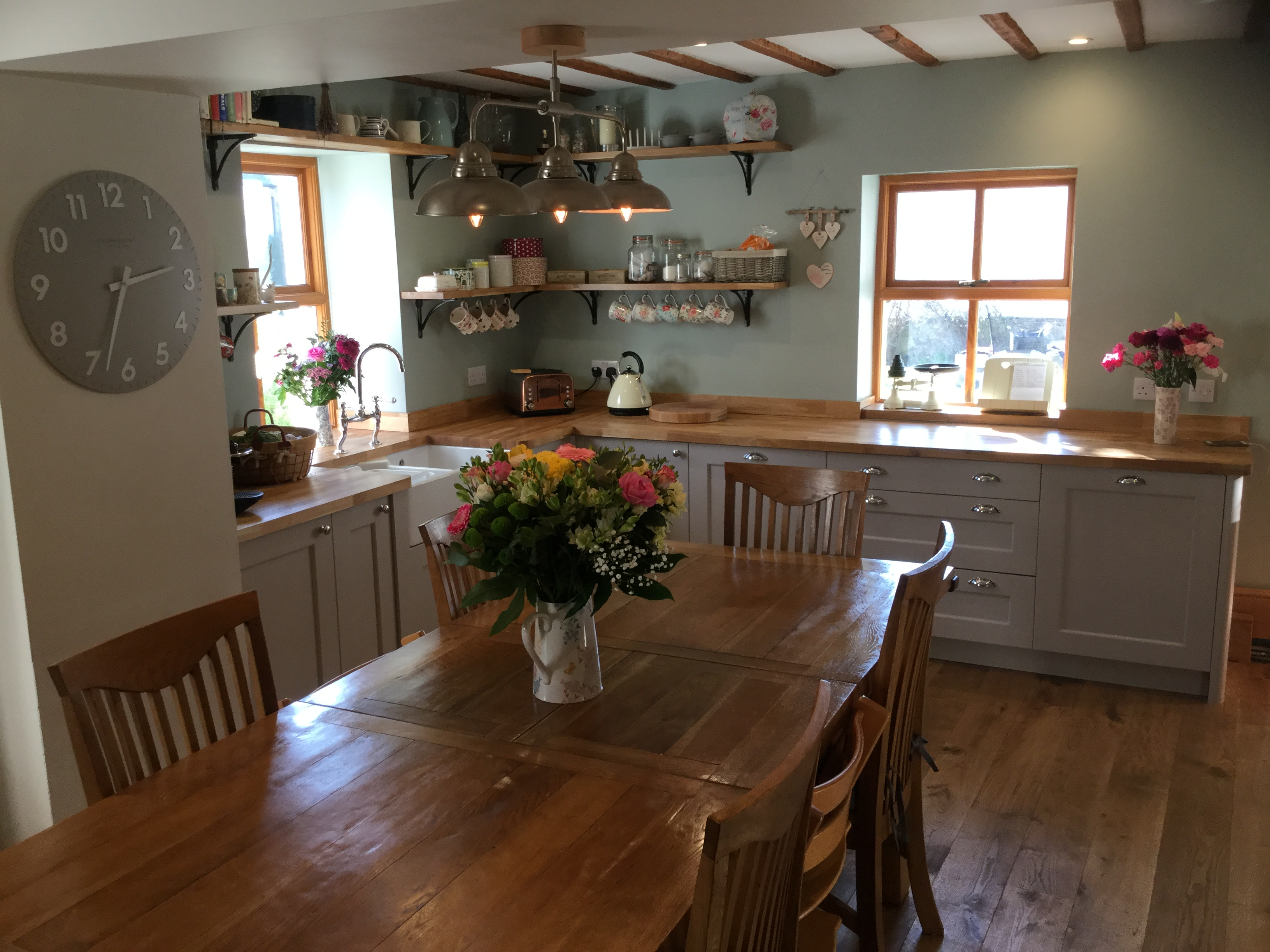 Cottage Kitchen 2019
