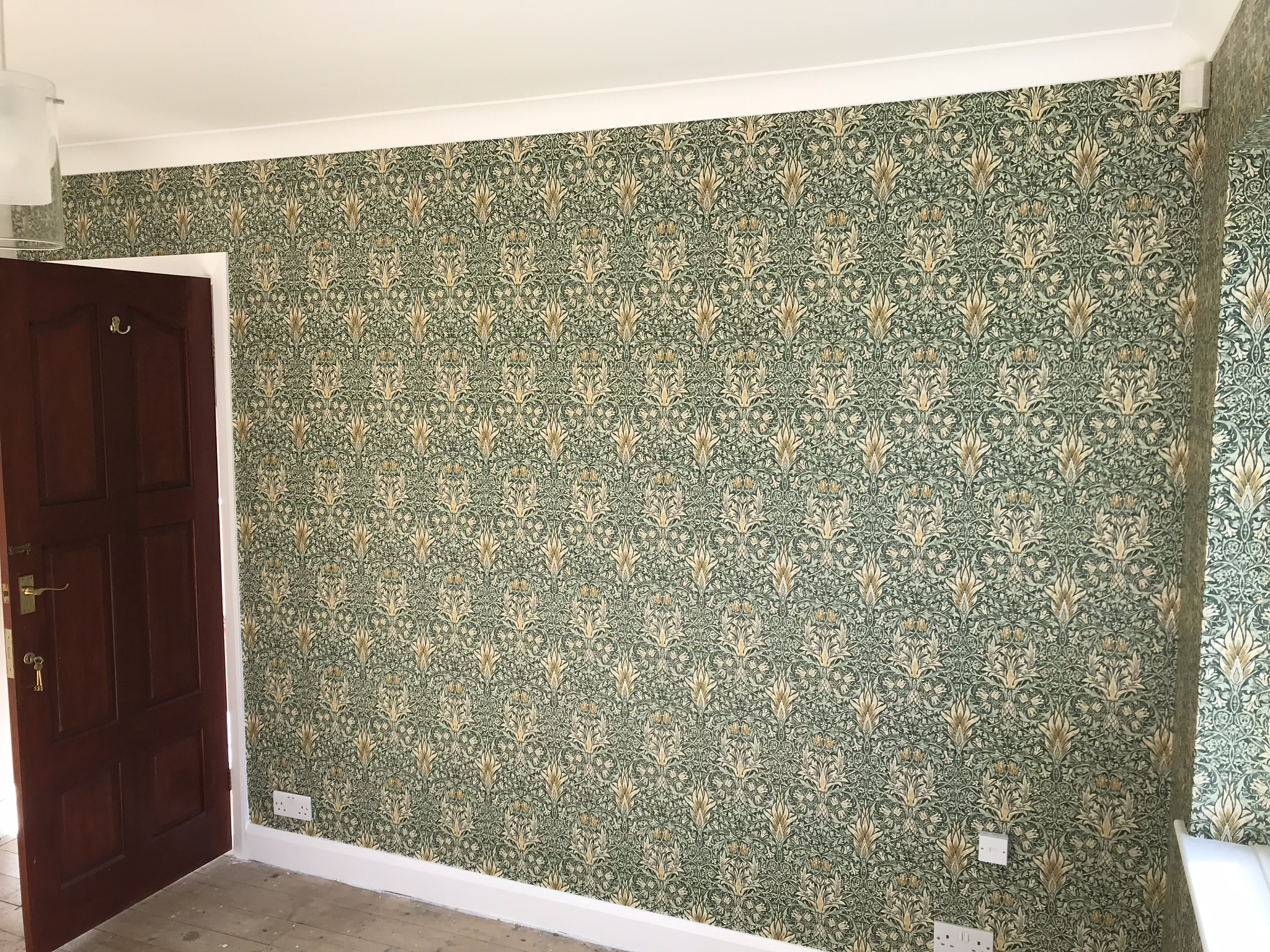 Morris & Co Wallpapering
