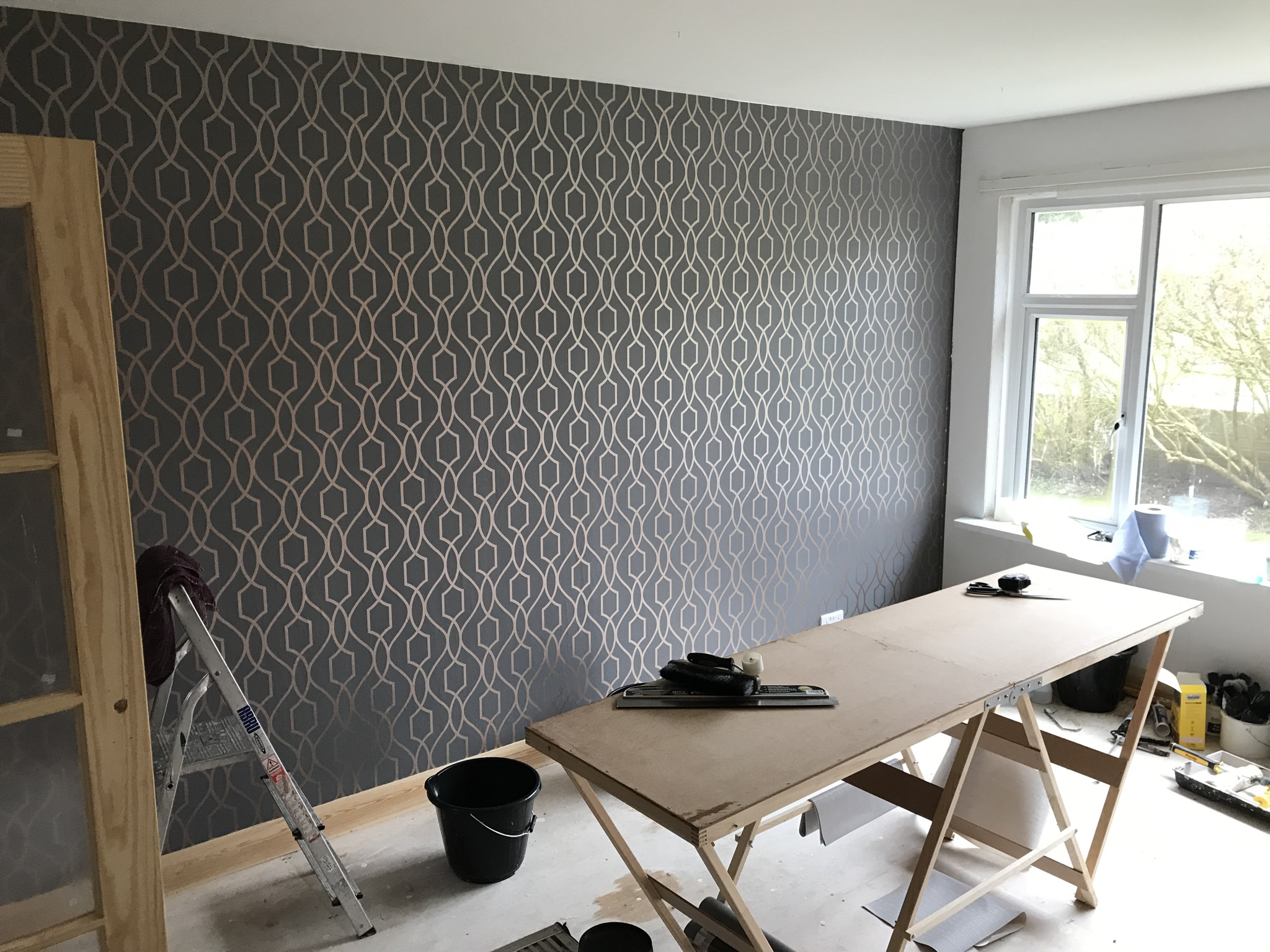Wallpapering & Painting 2018